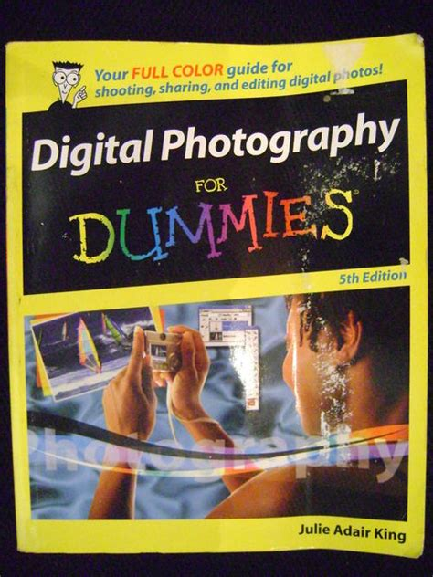 digital photography an introduction 5th edition books photography digital photography for dummies 5th