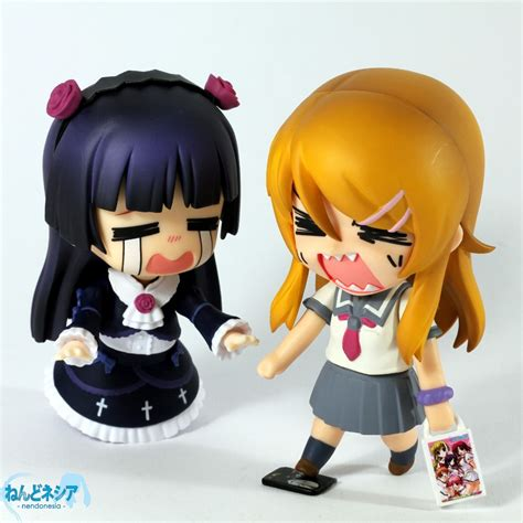 Nendoroid Kirino Smile Company Kw Ore No Imouto don t make me angry pictures myfigurecollection net