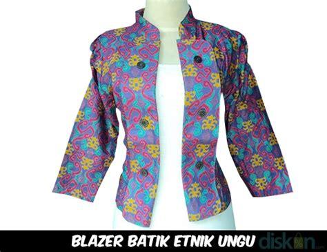 Batik Shierly Blazer Diskon diskon blazer batik yogyakarta jagonya diskon indonesia