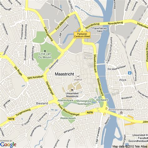 netherlands hostels map map of maastricht netherlands hotels accommodation