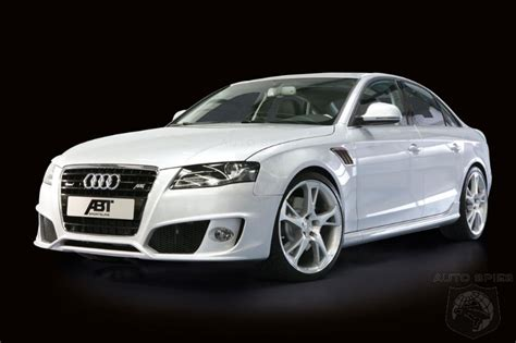 Abt Audi A4 by 2007 Abt As4 Audi A4 Autospies Auto News