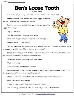 printable reading comprehension year 3 reading comprehension stories on superteacherworksheets