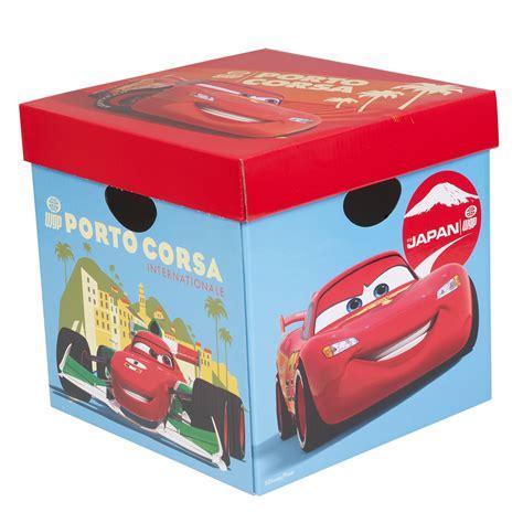 disney chest disney cars cardboard storage boxes toys arts playroom box