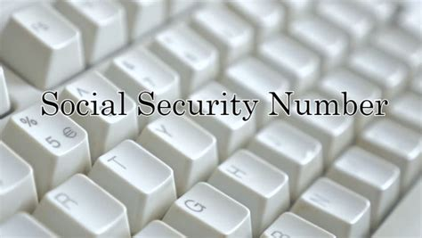 Search By Social Security Number What Is My Social Security Number How To Find My Ssn Number