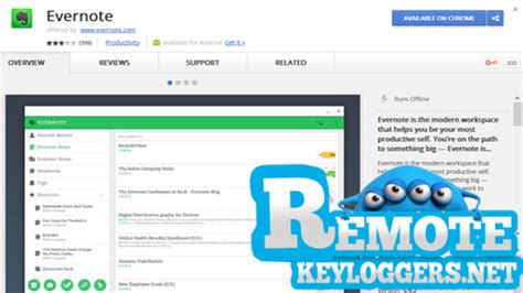 evernote apk evernote for apk chromebook keylogger