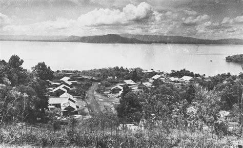 gambar jaman dulu jayapura tempo dulu noordwijk 1953