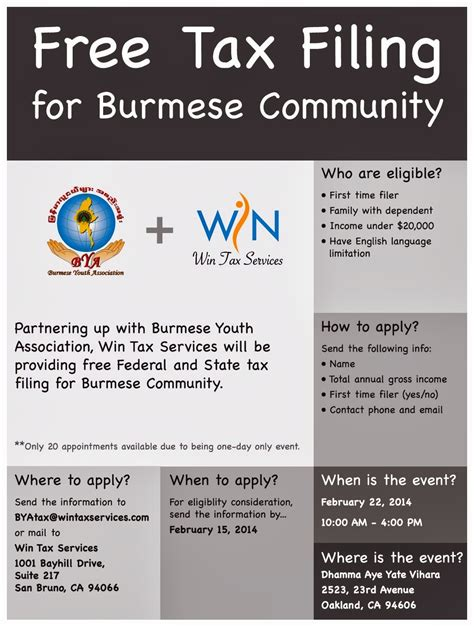 burmese community activities and events burmese community activities and events free tax filing