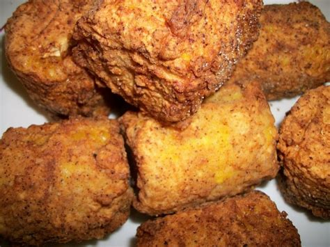 fried corn on the cob food and fun pinterest