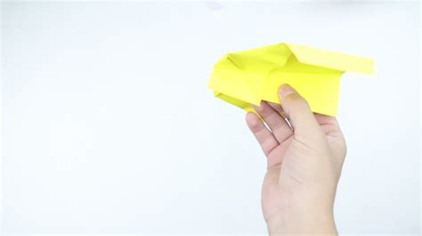 Origami Boomerang Plane - how to make a boomerang airplane with pictures wikihow