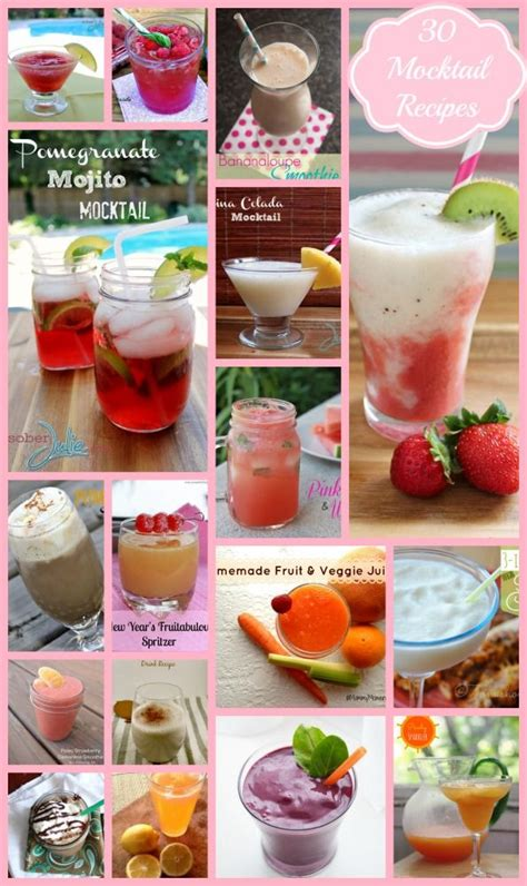 drinks non alcoholic 30 non alcoholic drink recipes because i m 4 years sober