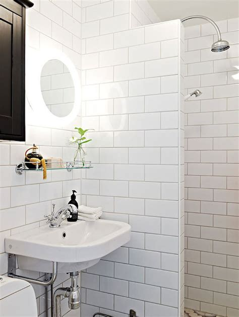 Bathroom Niche   Contemporary   bathroom   Fitzgerald Construction