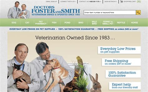 foster smith drsfostersmith review unreliable pet store rxlogs