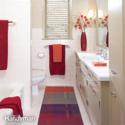 1950s bathroom remodel renovate a 1950s bathroom the family handyman
