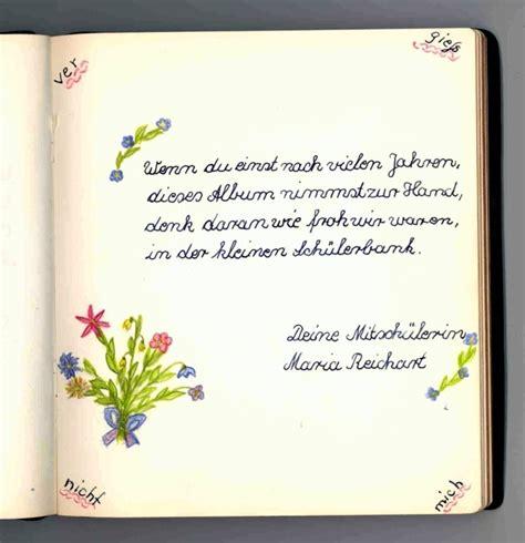Gedicht Zum Kindergartenabschluss sch 246 ne spr 252 che poesiealbum geburtstagsspr 252 che