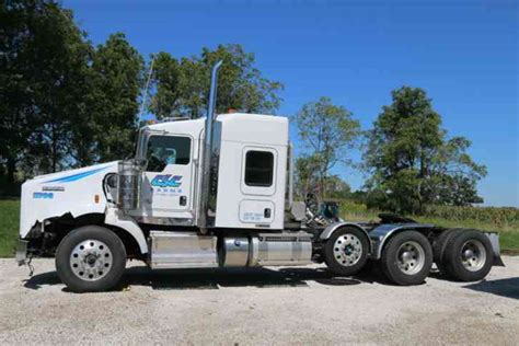 Used Truck Sleeper For Sale by Kenworth T800 2013 Sleeper Semi Trucks