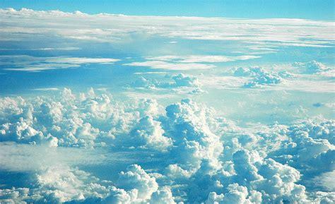 wallpaper awan yang indah proses terbentuknya awan dan terjadinya hujan