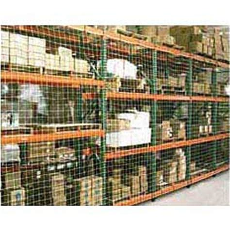 Racking Nets by Pallet Rack Safety Security Pallet Rack Safety