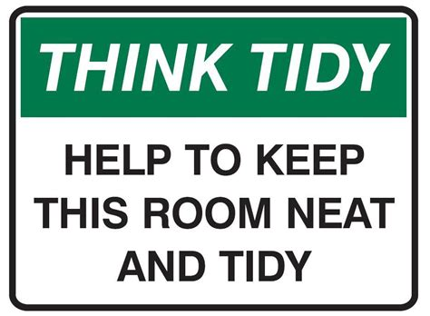 motivation to tidy room keep this room tidy signs just b cause