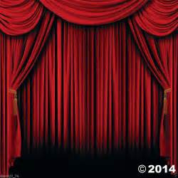 magic curtains hollywood movie magic show circus party photo booth red