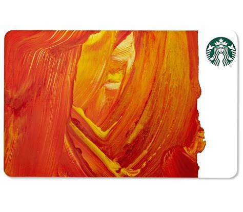 Limited Gift Cards - starbucks features artwork of artists with disabilities and homelessness