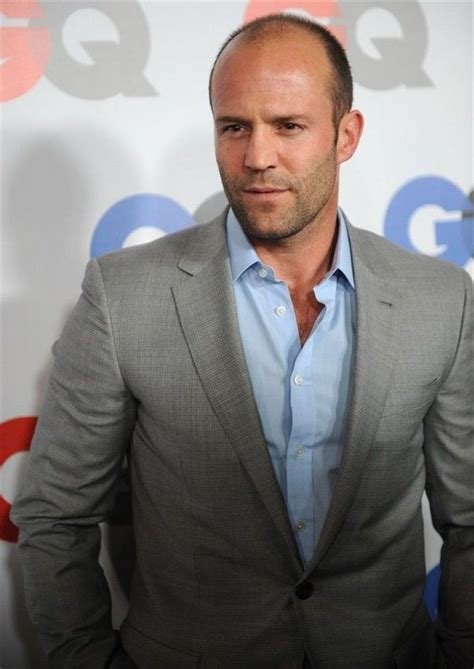 how to cut your hair like jason statham the best hairstyles for men with receding hairlines sexy