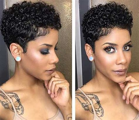 naturally curly pixie cuts for big women 15 nice short natural curly hairstyles short hairstyles