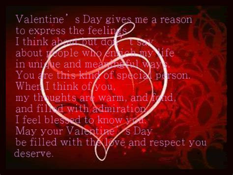 reason for valentines day s day gives me a reason to express the feelings