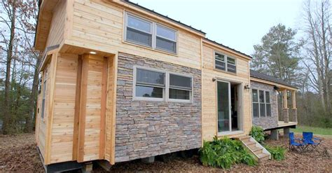 luxury tiny house tiny home is all luxury inside