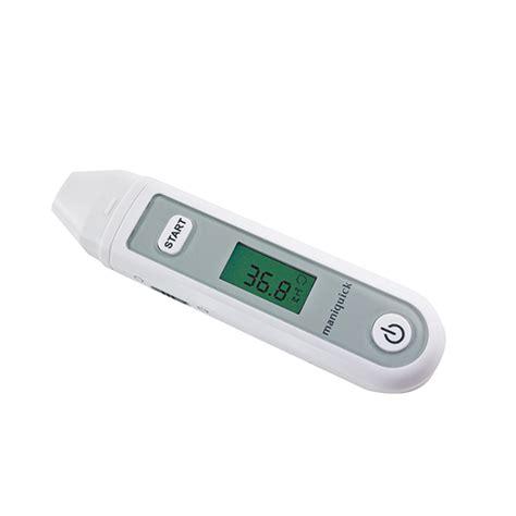 Termometer Microlife termometer ber 246 ringsfri perfekt till barn almotrade
