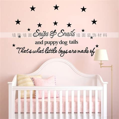 Nursery Quotes Wall Decals Baby Wall Quotes Quotesgram