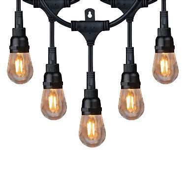 sam s outdoor lights honeywell 36 commercial grade led indoor outdoor string