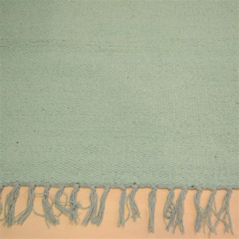 duck egg blue and brown rug plain cotton rug duck egg blue rugsite