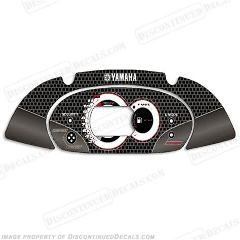 Cover Spido Spidometer Mio Sporty Carbon Cover Speedometer Mio Carbon yamaha fx ho pwc speedometer cover carbon fiber