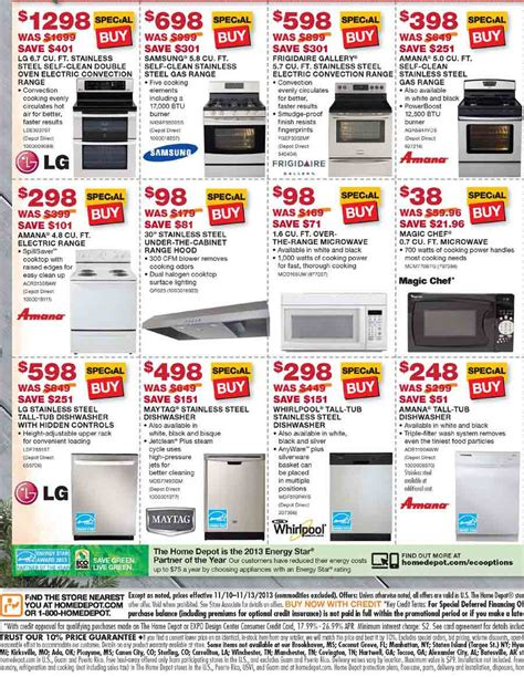 home depot black friday ad scan 2013 page 5