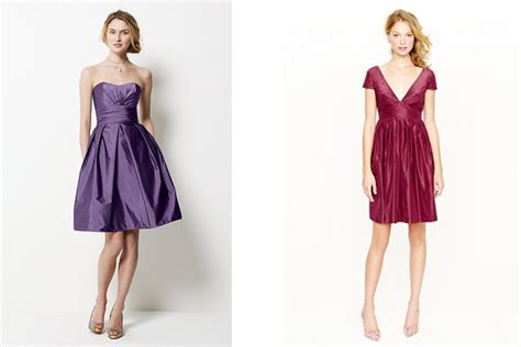 Bridesmaid Dress Fabric - a guide to bridesmaid dress fabrics and finishes