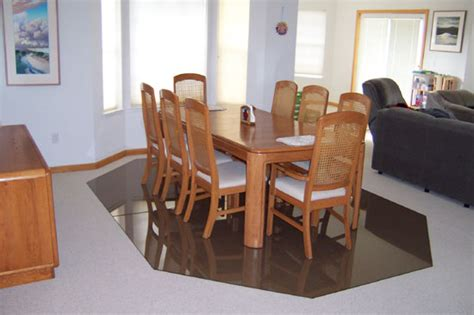 dining room floor dining room floor mats custom office mats