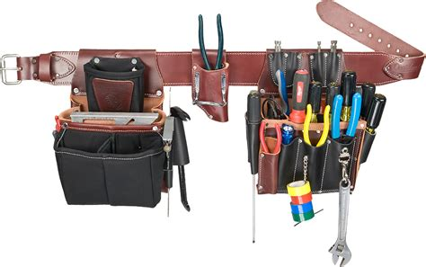commercial electrician s tool bag set