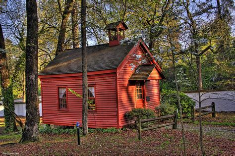 little red school house its a southern thing little red schoolhouse