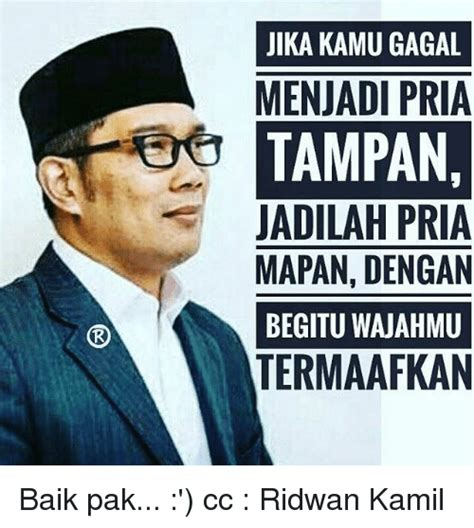 Kaos Diet Gagal 25 best memes about ridwan kamil ridwan kamil memes