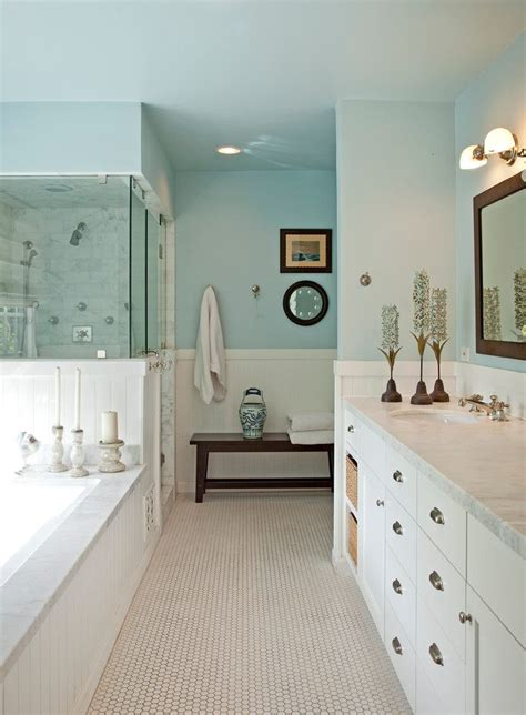 Pottery Barn Bathroom Paint Colors by Glorious Pottery Barn Bathroom Paint Colors With Mirror