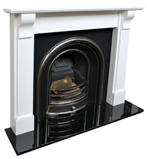 black and white fireplace white surrounds white fireplaces buy direct