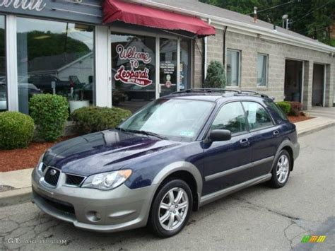 outback subaru sport 2006 subaru outback sport photos informations articles