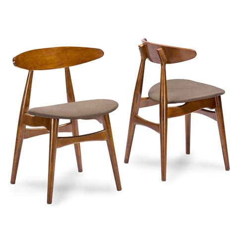 Scandinavian Chairs by Scandinavian Chair 2 Set Modern Furniture Brickell