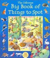 Usborne Book Of Things To Spot Out And About Board Book 1 usborne big book of things to spot by ruth brocklehurst