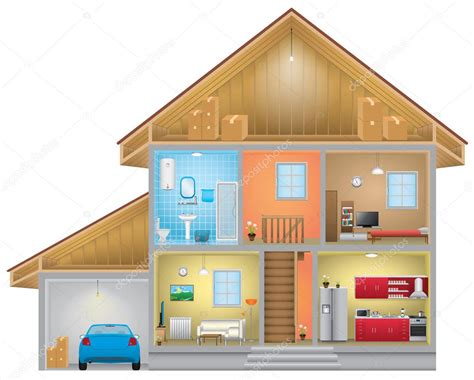house interior vector house interior stock vector 169 opka186 35813833