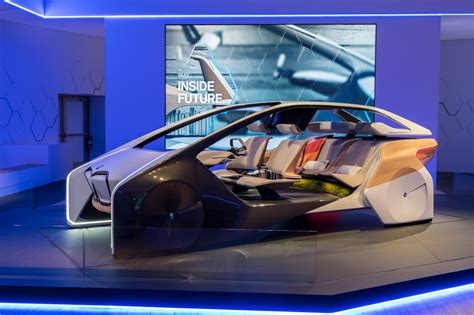 future bmw interior bmw foresees car interiors becoming a breed of living