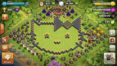 layout coc hello kitty clash of clans creative bases 20 villaggi trasformati in