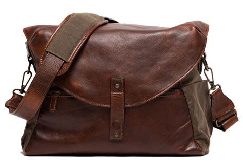 Brooklyn Moore the best leather camera bags gear patrol