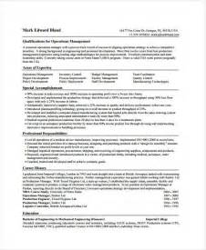 production manager resume template product manager resume 8 free pdf documents