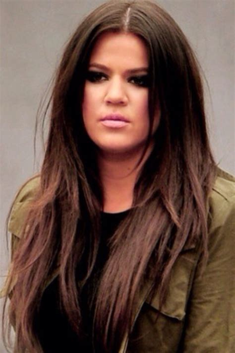 how to get khloe kardashian hair khloe kardashian hair khloe obsession pinterest